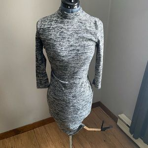 Lulus sweater bodycon dress